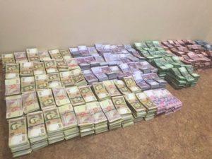 В Запорожье накрыли конвертационный центр с оборотом более 100 миллионов гривен