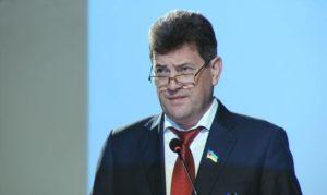 Владимир Буряк рассказал, как прошел первый год его работы мэром