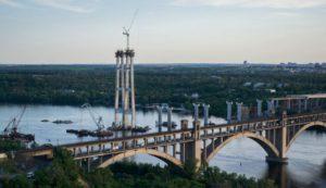 На строительство запорожских мостов выделят еще 28 миллионов