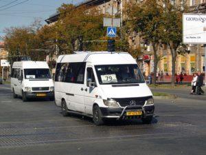 В Запорожье отменили один из автобусных маршрутов и продлили другой