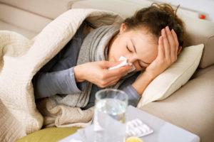 В Запорожском регионе заболеваемость гриппа и ОРВИ идет на спад