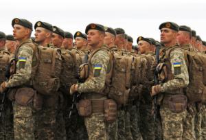 Резервисты Запорожской области готовятся к учебным сборам