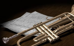 Военный оркестр устроил музыкальное шоу в запорожском