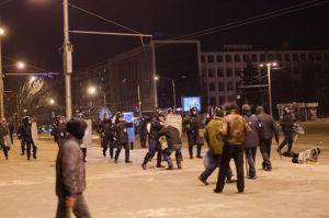 Завтра состоится презентация документального фильма о разгоне запорожского Майдана - ВИДЕО