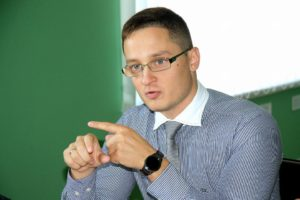 Заместитель главы облсовета запустил флешмоб «Тренировка с депутатом в спортзале»