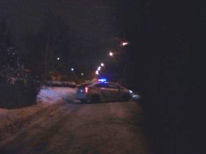 Полиция опубликовала видео обстрела авто с пьяным водителем