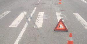 В Запорожской области легковушка сбила велосипедиста - ФОТО