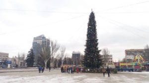 В этом году площадь Фестивальную ожидает масштабная реконструкция