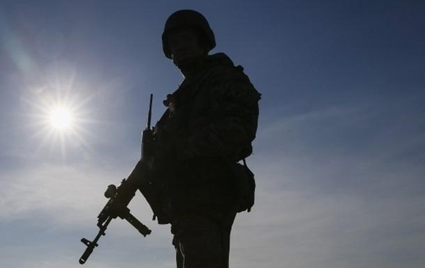 Солдат запорожской воинской части случайно застрелил сослуживца