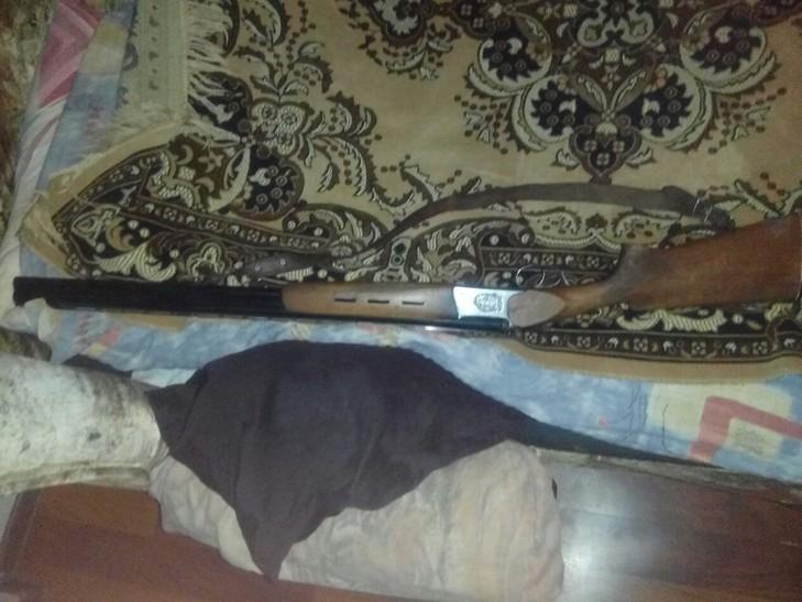 В Запорожье мужчина застрелил своего зятя - ФОТО