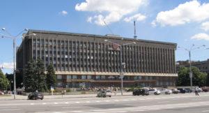 Запорожский областной совет будут охранять за два с половиной миллиона гривен