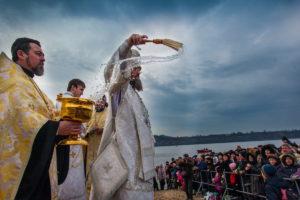 Горожан приглашают на традиционный праздник «Запорожский Иордан»