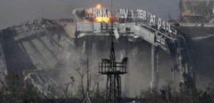 Запорожцам покажут фильм про оборону Донецкого аэропорта - ВИДЕО