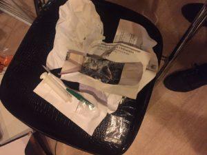 Запорожский прокурор организовал наркопритон в собственной квартире - ФОТО