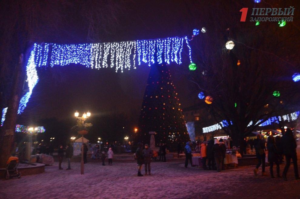 Запорожцев приглашают отпраздновать Старый Новый год на главных площадях города