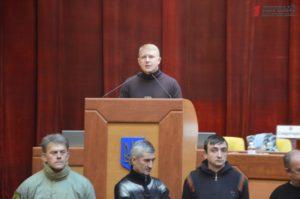 Известный блогер с трибуны облсовета заявил, что в бюджете Запорожской области заложены «коррупционные мины» - ВИДЕО