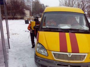 Сотрудник «Запорожгаза» приехал на вызов пьяным - ФОТО