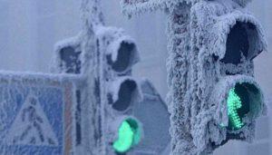 На Запорожье надвигаются сильные морозы