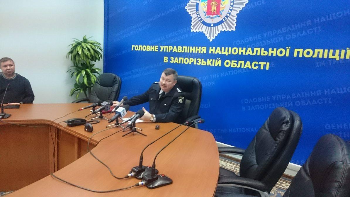 За десять дней 2017 года в Запорожье произошла 31 авария и 8 убийств