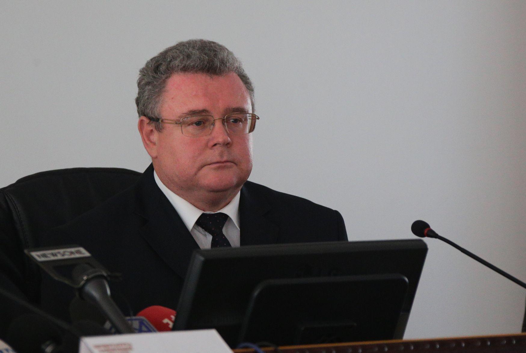 Прокурор области Валерий Романов недоволен Консультативным советом