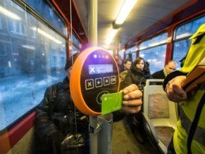 В запорожском общественном транспорте вскоре появятся электронные билеты