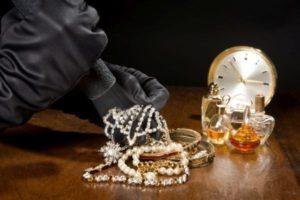 В Запорожье пытались ограбить ювелирный магазин
