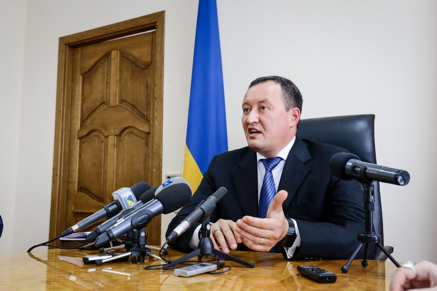 Константин Брыль намерен ликвидировать управление по связям с общественностью - документ