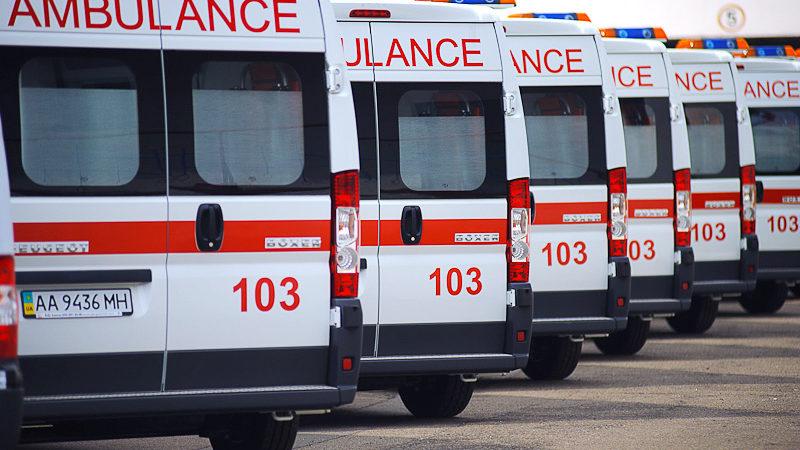 У центрі Запоріжжя збили 72-річного пенсіонера: з 4 переломами він потрапив до лікарні