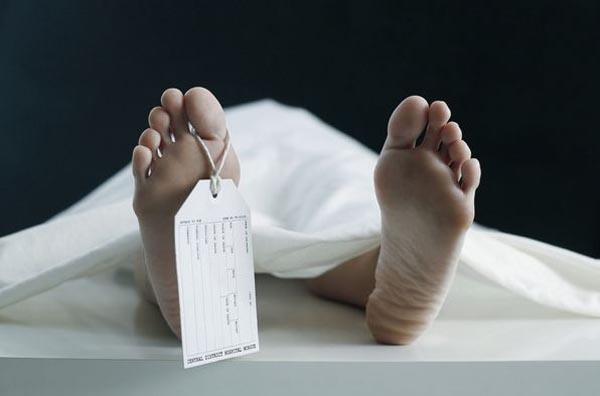 В Запорожской области женщина с рубленой раной головы умерла от интоксикации