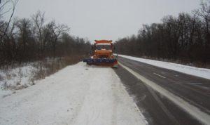 Все дороги Запорожской области открыты для движения