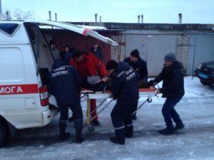 В Запорожской области в гараже нашли мужчину без сознания