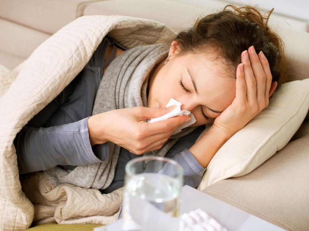Заболеваемость гриппом и ОРВИ в Запорожской области идет на спад