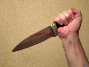В Запорожье женщина зарезала своего сожителя