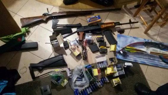 В Запорожье ранее судимый мужчина стрелял в полицейских - ФОТО
