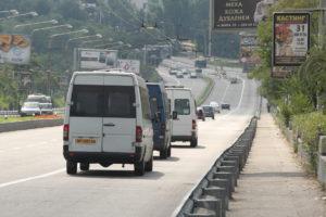 Разработчики концепции «Кода города» главной проблемой транспортной сети называют засилье маршруток