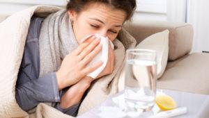 В Запорожской области эпидемия гриппа и ОРВИ идет на спад