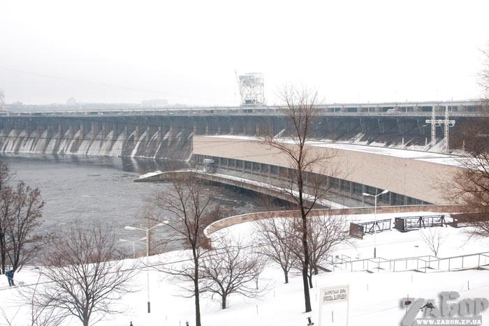Немецкая компания инвестирует 60 миллионов евро в капитальный ремонт запорожской ДнепроГЭС