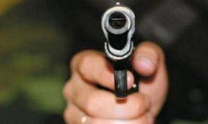 В Запорожье на улице стреляли в мужчину