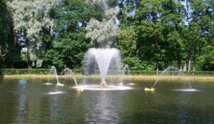 В Запорожье предлагают построить новый фонтан