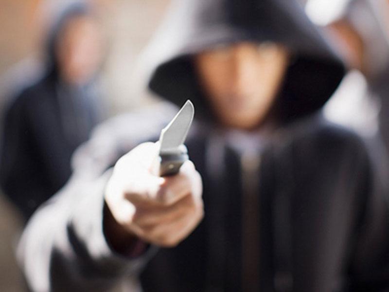 В Запорожской области произошло разбойное нападение на магазин - ФОТО