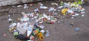 В Запорожье вдвое подорожает вывоз мусора
