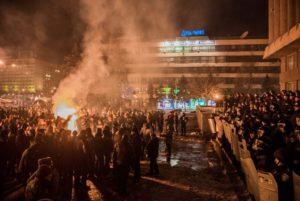 В сеть выложили фильм о разгоне запорожского Майдана - ВИДЕО