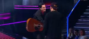 Запорожец удивил судей талант-шоу «Голос країни» -ВИДЕО