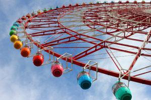 В Запорожье предлагают установить самое высокое обзорное колесо в стране