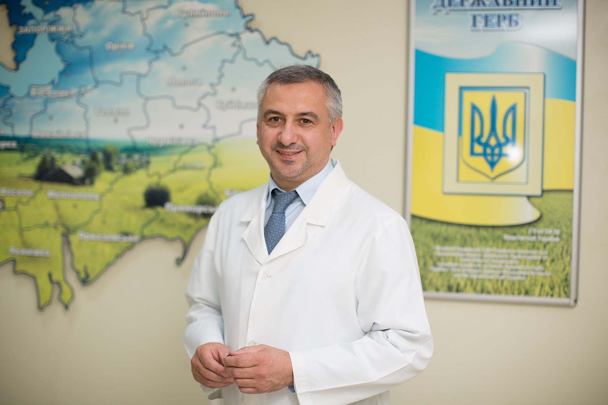 Официально: главврач Запорожской облбольницы Игорь Шишка обвиняется в нанесении государству 13 миллионов гривен ущерба
