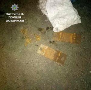 В Запорожье мужчина украл детали ж/д путей