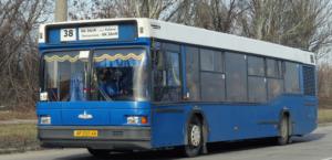 На одном из запорожских автобусных маршрутов подорожает проезд