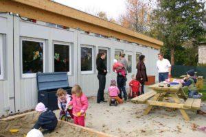 В Запорожье хотят построить модульные детские садики