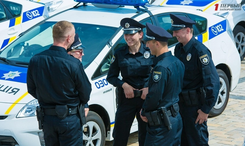 В Запорожье на День независимости будут задействованы 800 полицейских