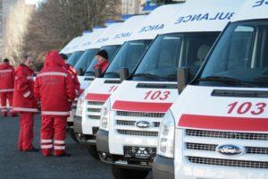 В Запорожье и.о министра здравоохранения рассказала о новой медреформе и парамедиках